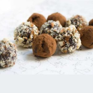 Buy Cannabis Dark chocolate truffles