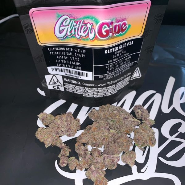 Buy Jungle Boys Glitter Glue graphics
