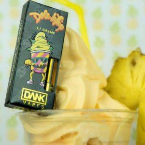 Dole Whip Dank Vapes Full Gram Cartridges for Sale Online