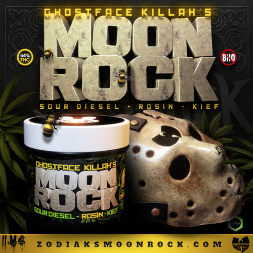 Ghostface Killah's Moon Rock | Sour Diesel