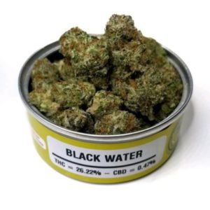 Space Monkey Meds – Black Water OG