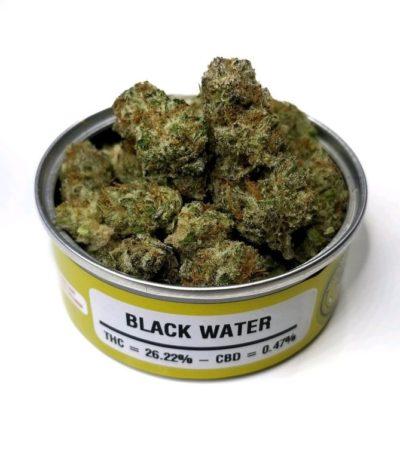 Space Monkey Meds – Black Water OG