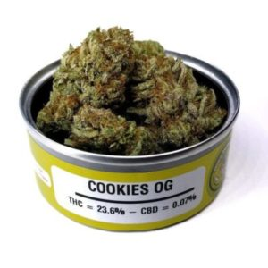 Space Monkey Meds – Cookies OG