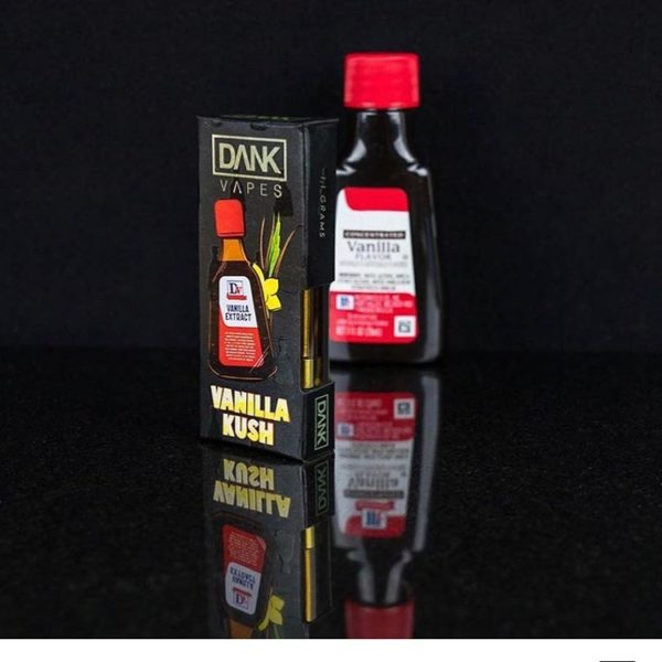 Order Vanilla kush Dank Vapes Online