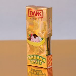 Order Banana Split Dank vapes full gram Cartridge online