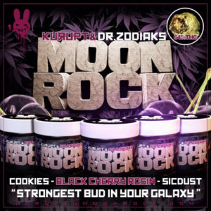 Kurupt's & Dr. Zodiak's Black Cherry Moon Rock