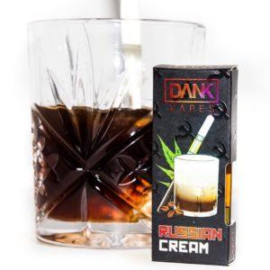 Dank Vapes Russian Cream Full Gram