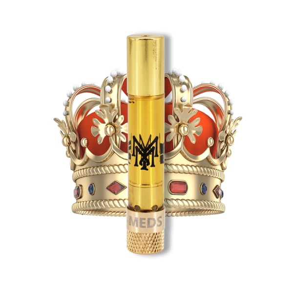 Muha Meds King Louis XIII 1000mg GRAPHICS