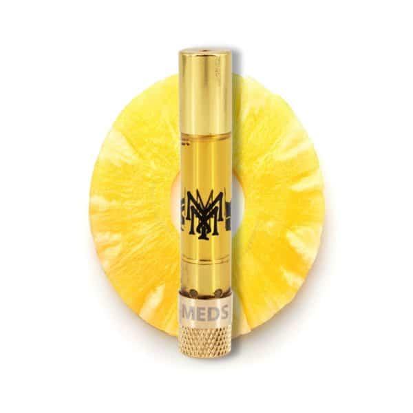 Muha Meds Pineapple Express 1000mg graphics