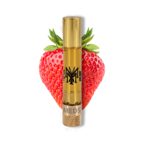 Muha Meds Strawberry Cough 1000mg