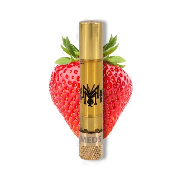 Muha Meds Strawberry Cough 1000mg