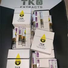 Order TKO Vape Cartridges Online - Full Gram