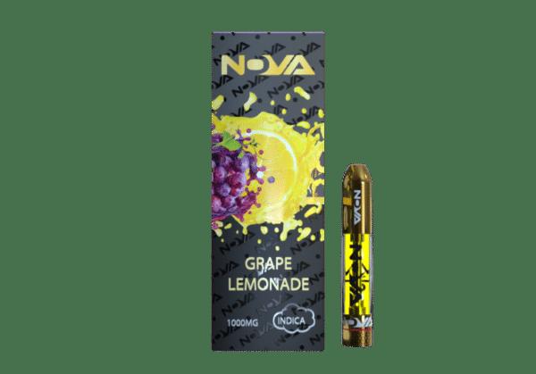 Nova Grape Lemonade 1000 mg