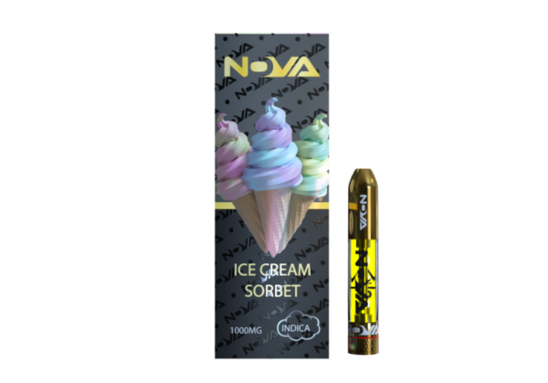 Nova Ice Cream Sorbet 1000 mg
