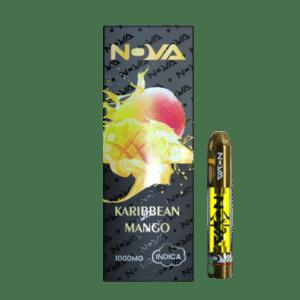 Nova Karibbean Mango 1000 mg