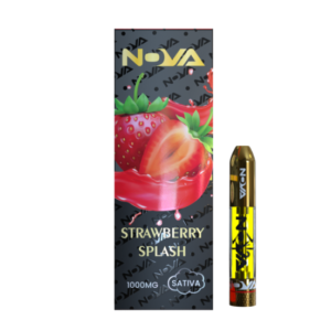 Nova Strawberry Splash 1000 mg