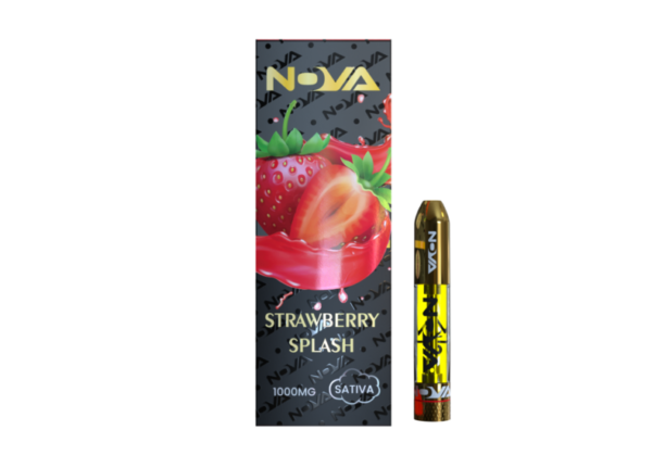 Nova Strawberry Splash 1000 mg