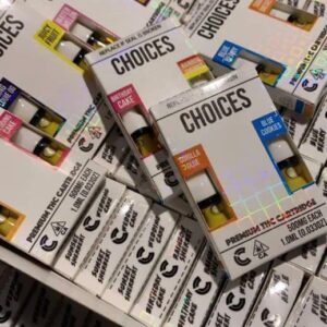 Buy choiceslab premium thc cartridges