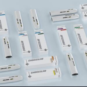 Buy Choiceslab Dual Flavored Disposable Devices