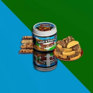 Buy Derb and Terpys Biscotti weed strain