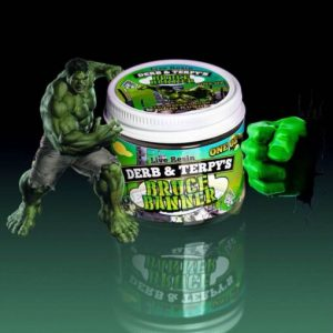 Buy Derb and Terpys Bruce Banner