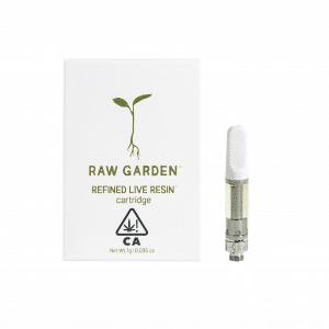 Buy Raw Garden Live Resin THC Carts Online