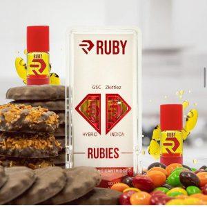 Buy Half Gram Ruby Concentrates Online
